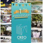 Pierwsze urodziny marki CREO 3D Wizualizacje Kluczbork